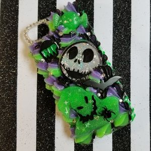 iPhone 7/8 jack skellington decoden phone case